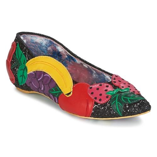 Shoes Women Flat shoes Irregular Choice BANANA BOAT Black
