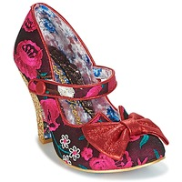 Shoes Women Heels Irregular Choice FANCY THIS Pink