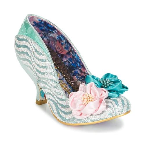 Shoes Women Heels Irregular Choice LITTLE PEACHES Green