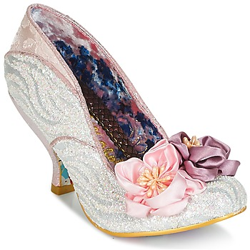 Shoes Women Heels Irregular Choice LITTLE PEACHES Pink