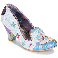 Shoes Women Heels Irregular Choice LITTLE MISTY White
