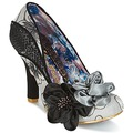 Shoes Women Heels Irregular Choice PEACH MELBA  black