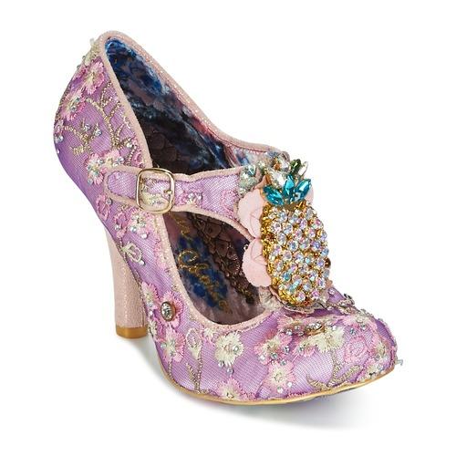 Shoes Women Heels Irregular Choice PEA PODS Lilac