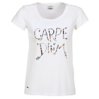 Clothing Women short-sleeved t-shirts Oxbow K1TEANA White