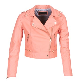 Clothing Women Leather jackets / Imitation leather Oakwood 62822 Coral