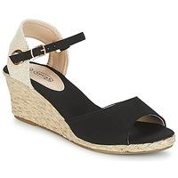 Shoes Women Sandals Spot on BONDER Black