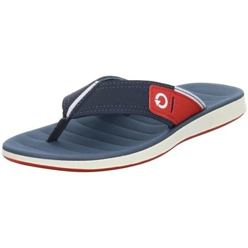 Shoes Men Flip flops Cartago Malaga Thong AD Blue
