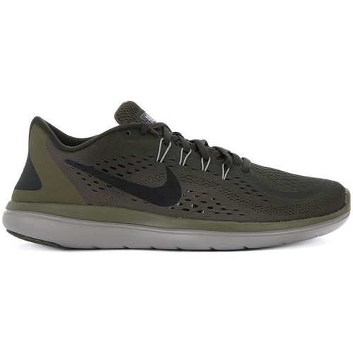 Shoes Men Low top trainers Nike Flex 2017 RN Olive