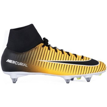 Shoes Men Football shoes Nike Mercurial Victory VI DF FG Yellow