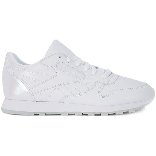 Shoes Women Low top trainers Reebok Sport Classic Leather White