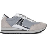 Shoes Women Low top trainers Tommy Hilfiger Ngel 2C1 Grey-Blue
