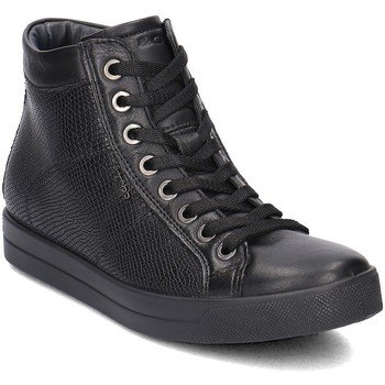 Shoes Women Hi top trainers Igi&co Igico Black