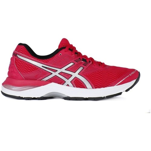 Shoes Men Low top trainers Asics Gel Pulse 9 Red