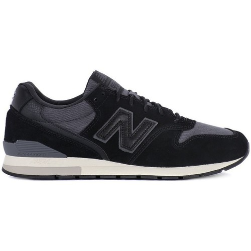 Shoes Men Low top trainers New Balance MRL996MS Black