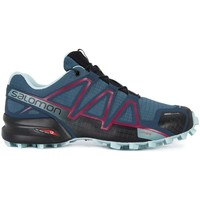 Shoes Women Low top trainers Salomon Speedcross 4 CS W Grey