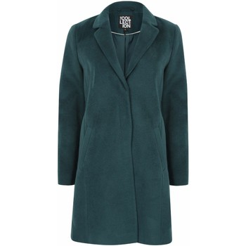 Clothing Women coats Anastasia Anatasia Womens Teal Boyfriend Winter Coat Green