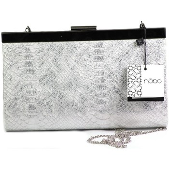 Bags Pouches / Clutches Nobo NBAGB1770C022 Silver