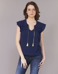 Clothing Women Tops / Blouses Betty London INNATIMBA Marine