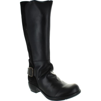 Shoes Women High boots Fly London Miss Black