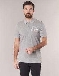 Clothing Men short-sleeved polo shirts Jack & Jones JORTRAST Grey