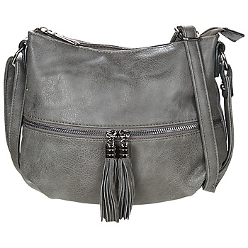 Bags Women Shoulder bags Nanucci FONATO Grey
