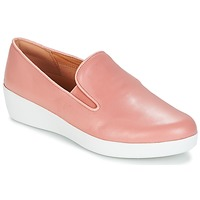 Shoes Women Slip ons FitFlop SUPERSKATE Pink