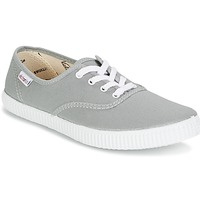 Shoes Low top trainers Victoria 6613 Grey