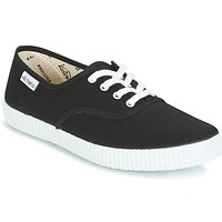 Shoes Low top trainers Victoria 6613 Black