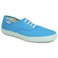 Shoes Low top trainers Victoria 6613 TURQUOISE