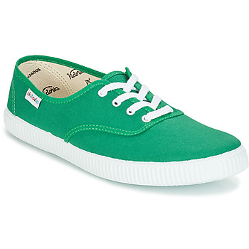 Shoes Low top trainers Victoria 6613 Green