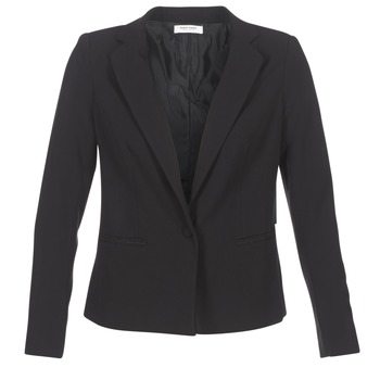 Clothing Women Jackets / Blazers Naf Naf EZAMIA Black