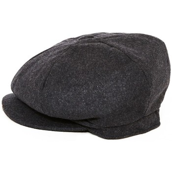 Clothes accessories Men Caps The Idle Man Wool Blend Baker Boy Hat Grey Grey
