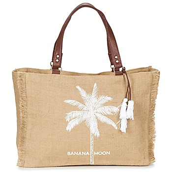 Bags Women Shopping Bags / Baskets Banana Moon ERIN MAHINA Natural