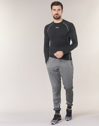 Clothing Men Tracksuit bottoms Under Armour SPORTSTYLE JOGGER Grey