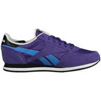 Shoes Women Low top trainers Reebok Sport Royal Cljogg Violet
