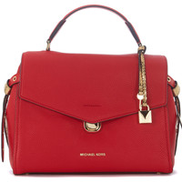 Bags Shoulder bags MICHAEL Michael Kors Borsa a mano  Bristol in pelle rossa Red
