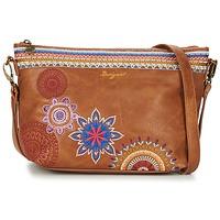 Bags Women Handbags Desigual BOLS_CATANIA AMBER Camel