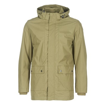 Clothing Men Parkas Selected SHHTIM Kaki