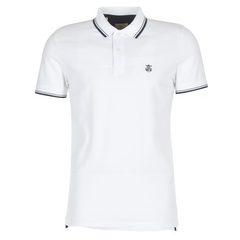 Clothing Men short-sleeved polo shirts Selected SLHNEWSEASON White
