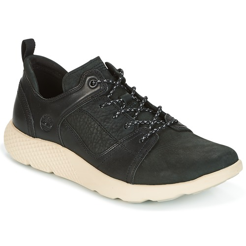 Shoes Men Low top trainers Timberland FLYROAM LEATHER OXFO Black