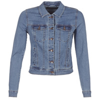 Clothing Women Denim jackets Vero Moda VMHOT SOYA Blue