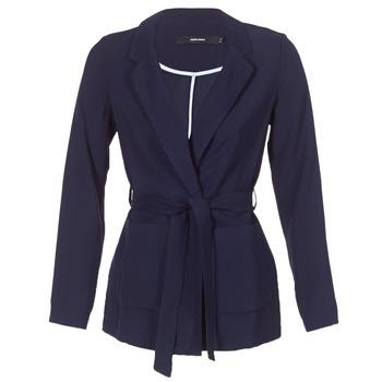 Clothing Women Jackets / Blazers Vero Moda VMELKE Marine