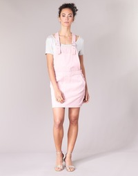 Clothing Women Short Dresses Vero Moda VMMALOU Pink