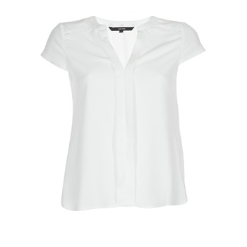 Clothing Women Tops / Blouses Vero Moda VMTONI White