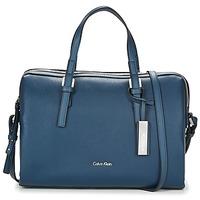 Bags Women Handbags Calvin Klein Jeans MARISSA DUFFLE Marine