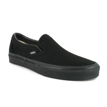 Shoes Slip ons Vans CLASSIC SLIP-ON  black /  black