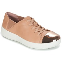 Shoes Women Low top trainers FitFlop  Nude