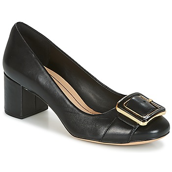 Shoes Women Heels Clarks ORABELLA FAME  black / Leather