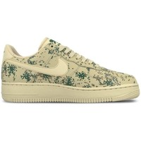 Shoes Men Low top trainers Nike Air Force 1 07 LV8 Country Camo Pack Beige-Olive