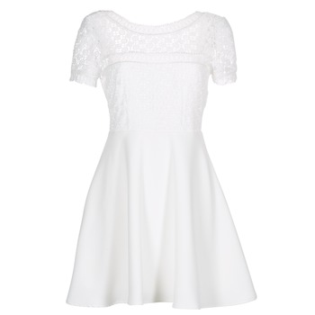 Clothing Women Short Dresses Betty London INLOVE White